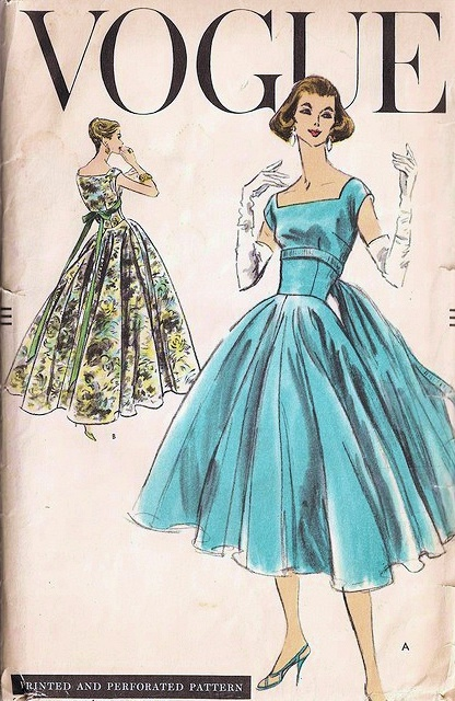 1950s Sewing Patterns A Brief History Lizzys Homemade